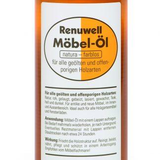 Renuwell Möbel Öl