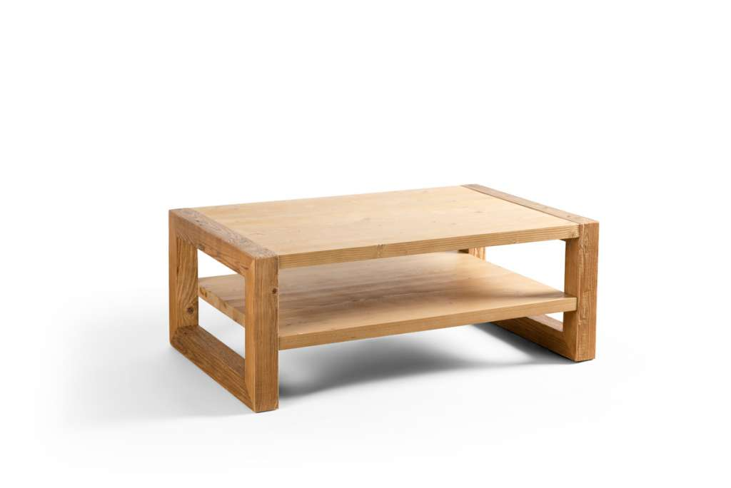 Couch tisch table holz massiv parquet b hm shop for Tisch couch