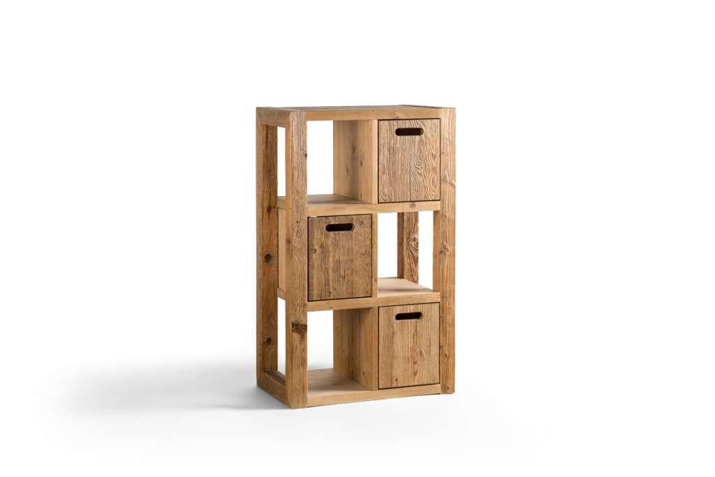 Cabinet armoire bois