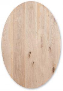 Tischplatte Oval Elipse
