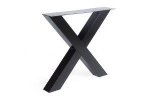 X Tischgestell 2er