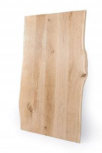 Baumkante Tischplatte