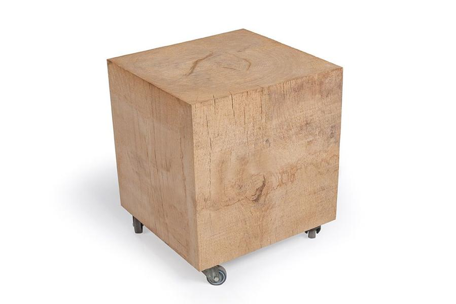 Holzblock ohne Rollen