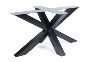 Tischgestell Metall 1 beinig